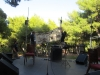 Sound check-4th Athens Gypsy Jazz Fest